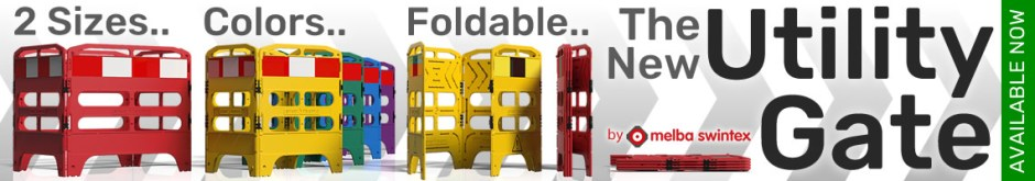 The New SafeGate - Utility Barrier