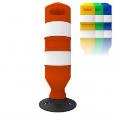 Plastic Removable Bollard - The Bumper Bollard