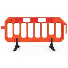 Temporary Plastic Barricade - Gate Barrier