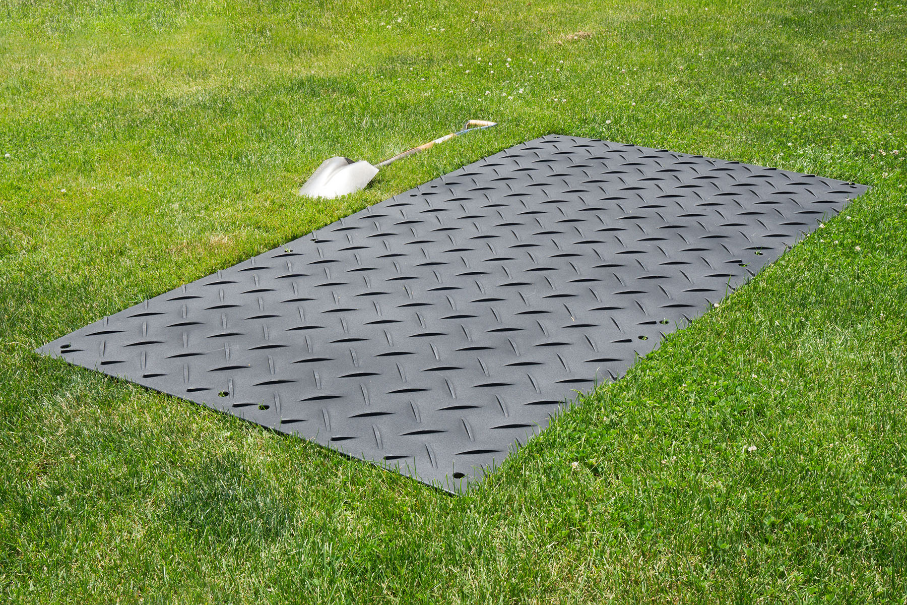 Ground Protection Mats. These rugged ground protection mats make the going easy when you need to move heavy vehicles and equipment over soft or muddy ground.
