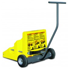 Wheel Chock Transport Trolley & Cart For Easy Deployment
