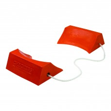 UC200 Aviation Wheel Chock Pair - For Small Aircraft
