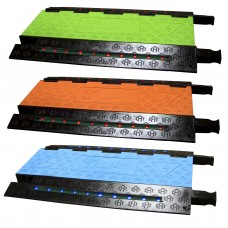 5 Channel Firefly® Illuminated Cable & Hose Protection System