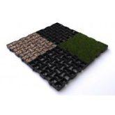 Grass & Gravel Pavers - Porous Grids - Box of 12 StartPave