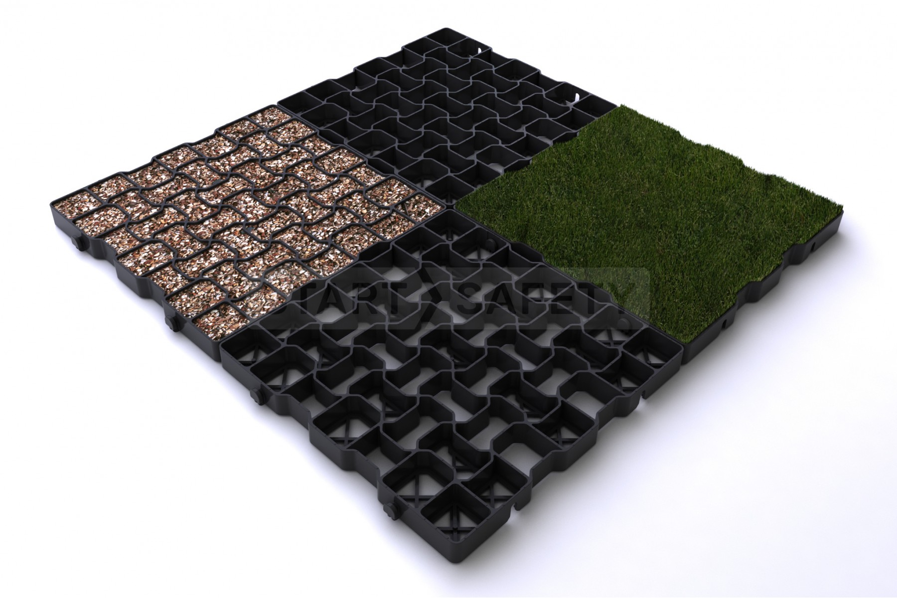 Grass Pavers Permeable Paving Grid Heavy Duty Startpave
