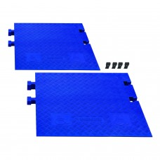 ADA Ramps Linebacker® For 3 Channel Heavy Duty Protectors (pair)