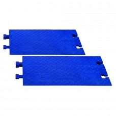 ADA Ramps Linebacker For 1 Channel General Purpose Cable Protectors (pair)