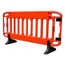 Frontier Premium Site Facility & Safety Barrier - Safety Orange