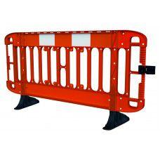 Titan Premium Site Facility & Safety Barrier - Safety Orange