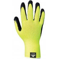 Hi-Vis Grip Gloves