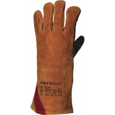 Reinforced Welding Gauntlet Gloves