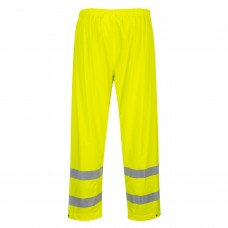 Breathable, Windproof & Waterproof Ultra Reflective Hi-Viz Rain Pants