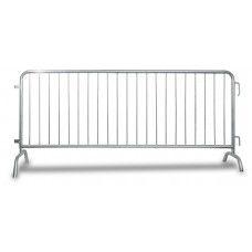 Premium Metal Crowd Barrier 6.5 or 8 Feet