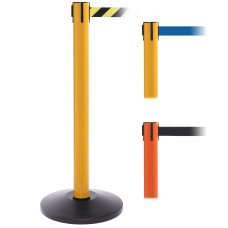 "SafetyPro 300 16' x 2"" Belt Barrier System"