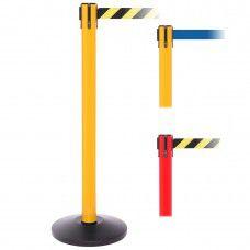 """SafetyPro 250 11'' or 13' x 2"""" or 3"""" Belt Barrier System"""