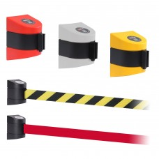 "WallPro 400 13' or 15' x 2"" Belt Barrier System"