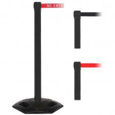 """WeatherMaster 300 16' x 2"""" Belt Barrier System"""