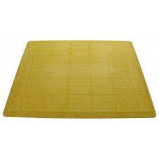 Pedestrian Trench Cover Sidewalk Road Plate 16/12 - Fiberglass