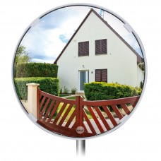 Vialux Multi-Purpose 2 Direction Mirror | White Frame