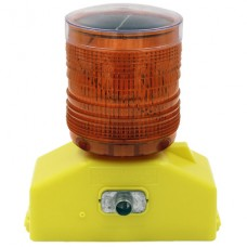 Yodock 2001 Range Orange Warning Light - Solar