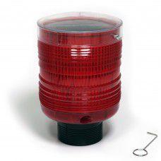 Yodock Aerocade Red Warning Light - Solar