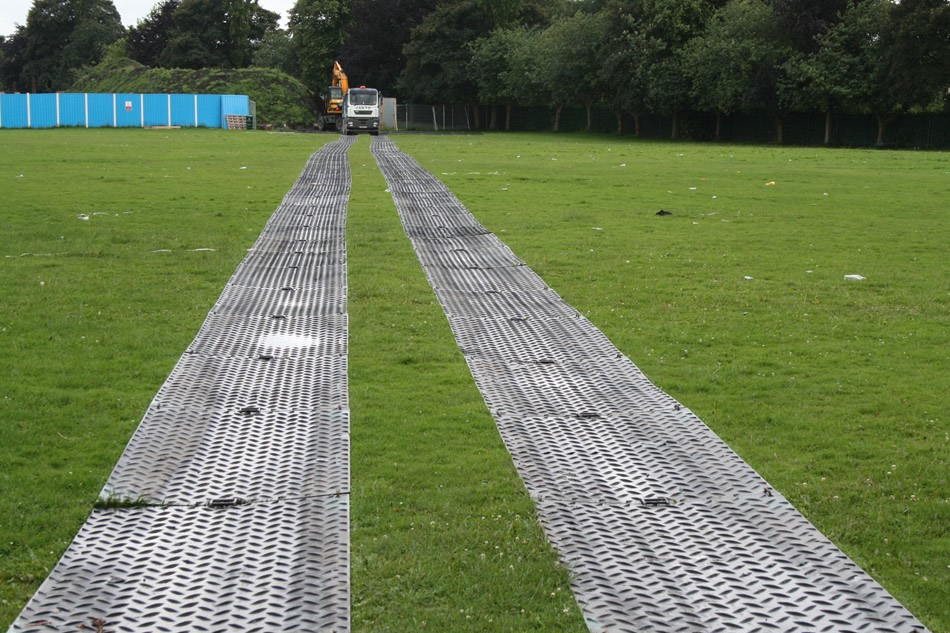 Ground Protection Mats Amp Tracks All In Stock With Fast