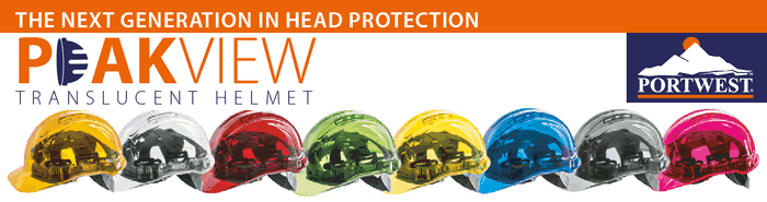 View The Amazing Peak View Hard Hats