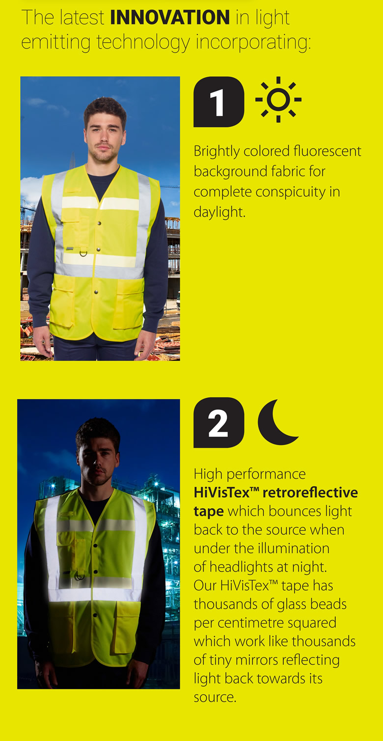 Glotex Hi-Vis Info Sheet