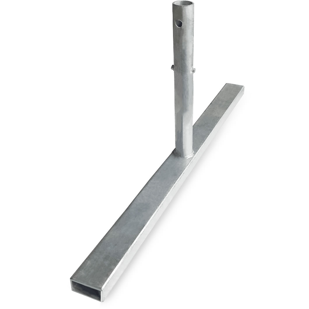 Heavy Duty Foot - Extra Strong Metal Barrier Feet