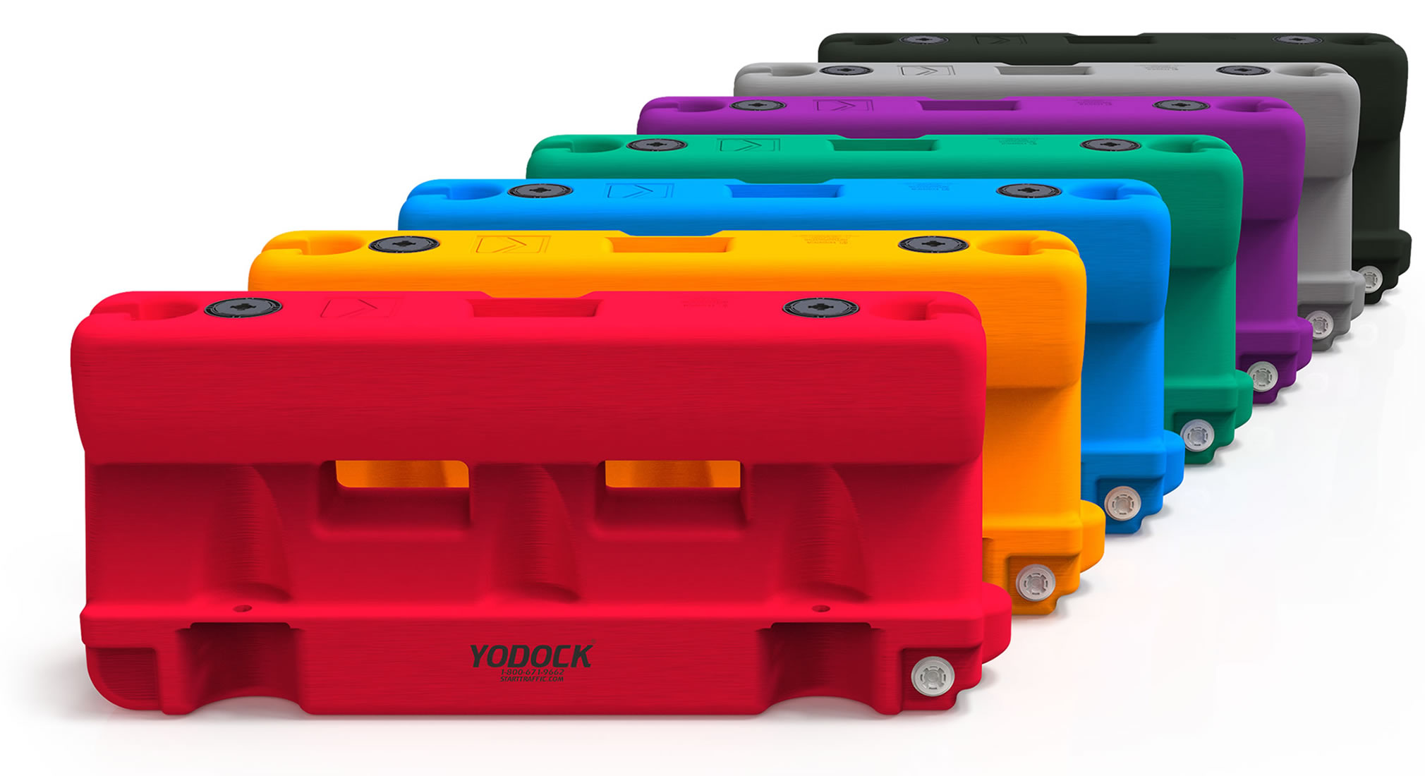 Yodock Custom Colors